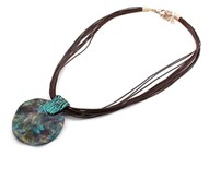 Patina Necklace